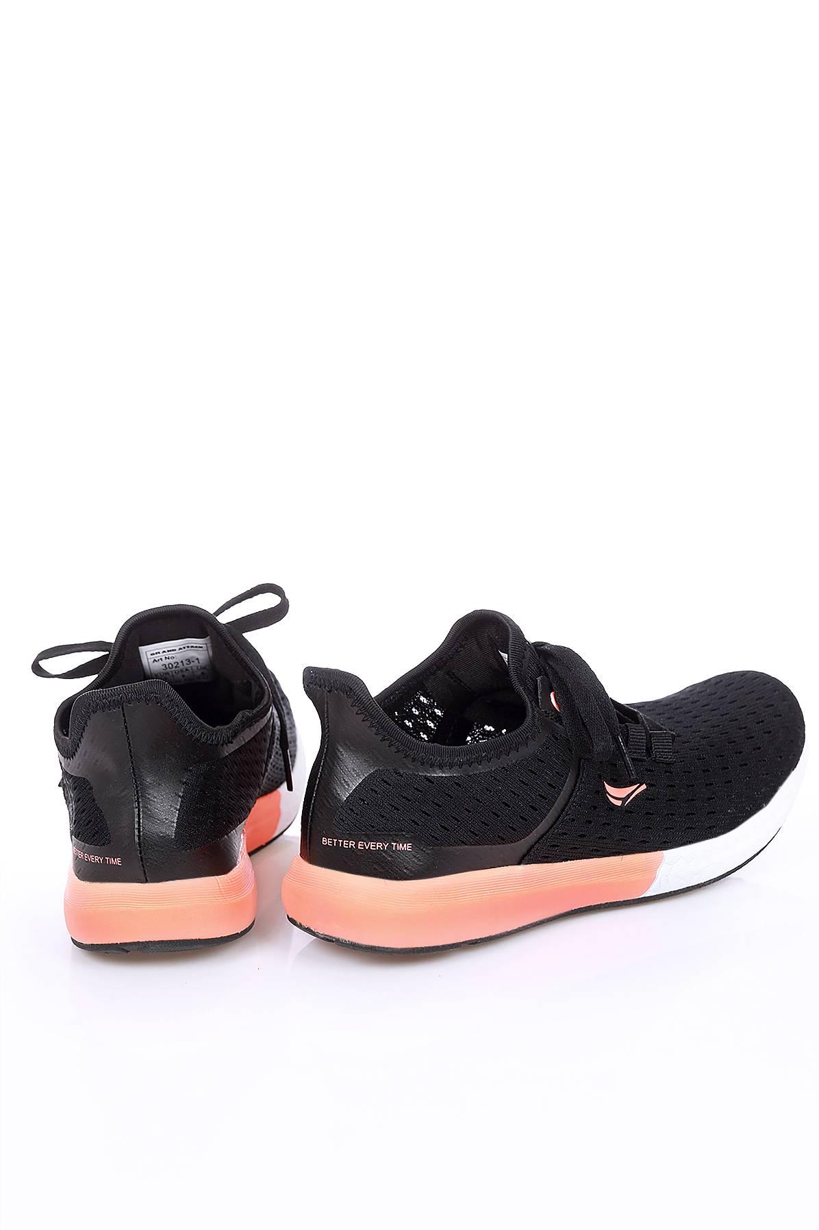 Damskie buty sportowe HERDY Czarne obuwie sportowe damskie